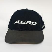 Boné Shimano Baseball Aero Black