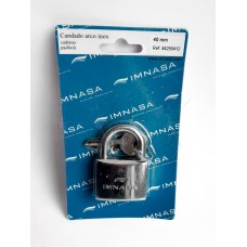 Imnasa Cadeado Inox 40mm