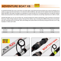 Cana Barros Adventure Boat XB 390