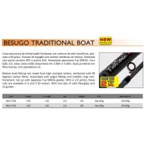 Cana Barros Besugo Traditional Boat 300 - Fuji