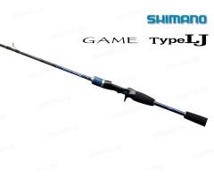 Cana Shimano Game Type Slow Jigging LJ B632R