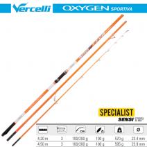 Cana Vercelli Oxygen Sportiva 420