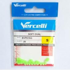 Vercelli Perolas Soft Ovais - S