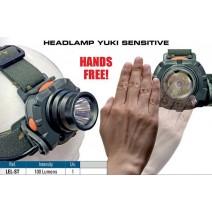 Lanterna Frontal Yuki Sensitive