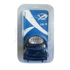 Lanterna Frontal Leoni 5 Leds