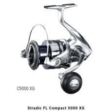 Carreto Shimano Stradic C5000 XGFL