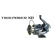 Carreto Shimano Twin Power XD C5000XG
