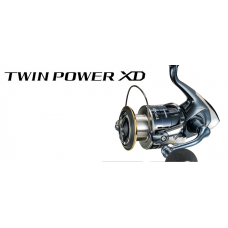 Carreto Shimano Twin Power XD 4000XG