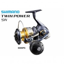 Carreto Shimano Twin Power SW-B 6000PG