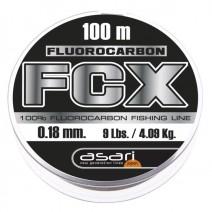 Fio Asari FCX Fluorocarbon 100mt