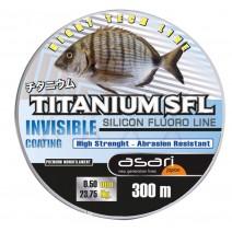Fio Asari Titanium SFL 300 mt