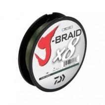 Fio Daiwa J-Braid 8X Verde - Bob.500mt