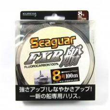 Fio Seaguar FXR Fluocarbono- Bob.100mt