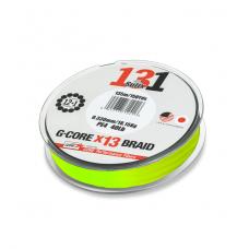 Fio Sufix 131 Gore Core 13X Braid 150m - Chartreuse