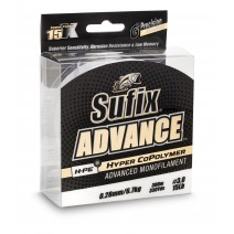 Fio Sufix Advance Clear - Bob.150mt