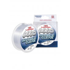 Fio Asso Invisible Clear 100% Fluorocarbono 50mt - 0.17mm