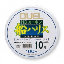 Fio Duel HD Fluorocarbon Fun Led - Bob.100mt