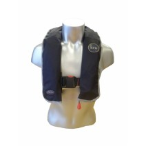 Colete Kru Iso XS 150N - Manual - Adulto - Azul Navy