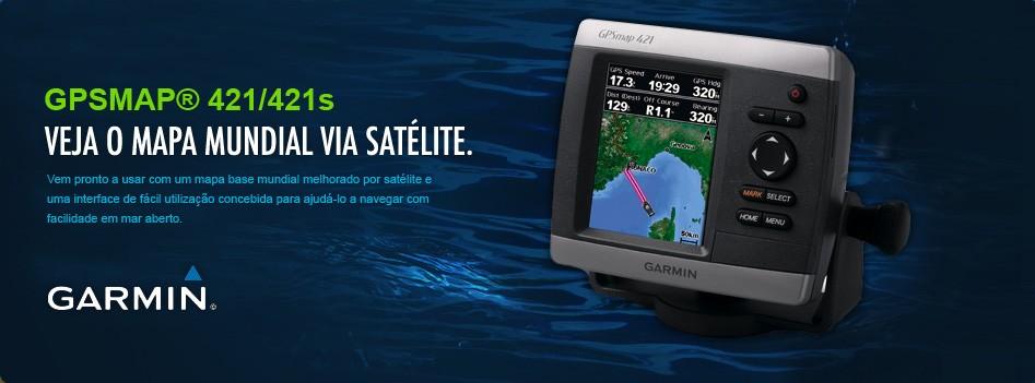 GPSMAP 421/ 421s Garmin